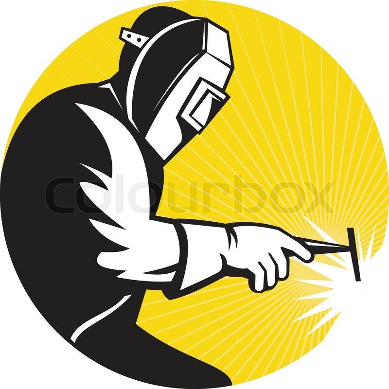 Welding clipart guy. Free download best on