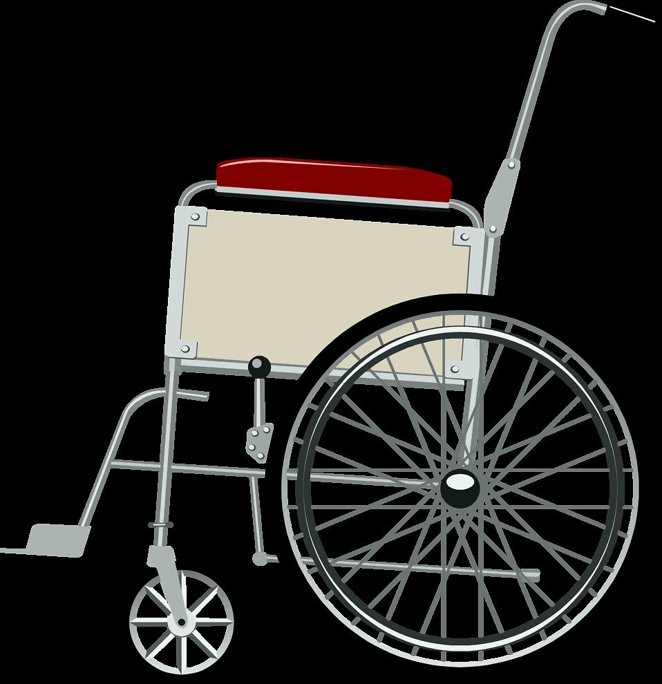 Wheel clipart wheelchair. Wheelchairs free stock photo
