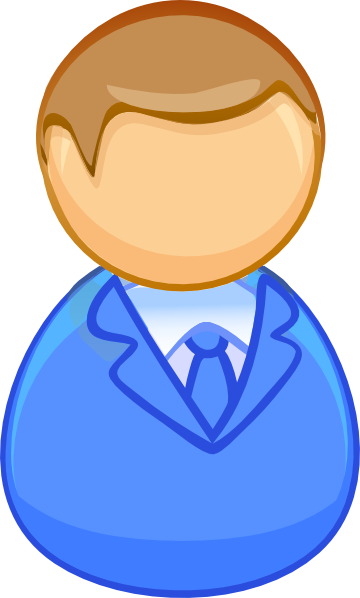 District . Manager clipart