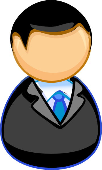 manager clipart