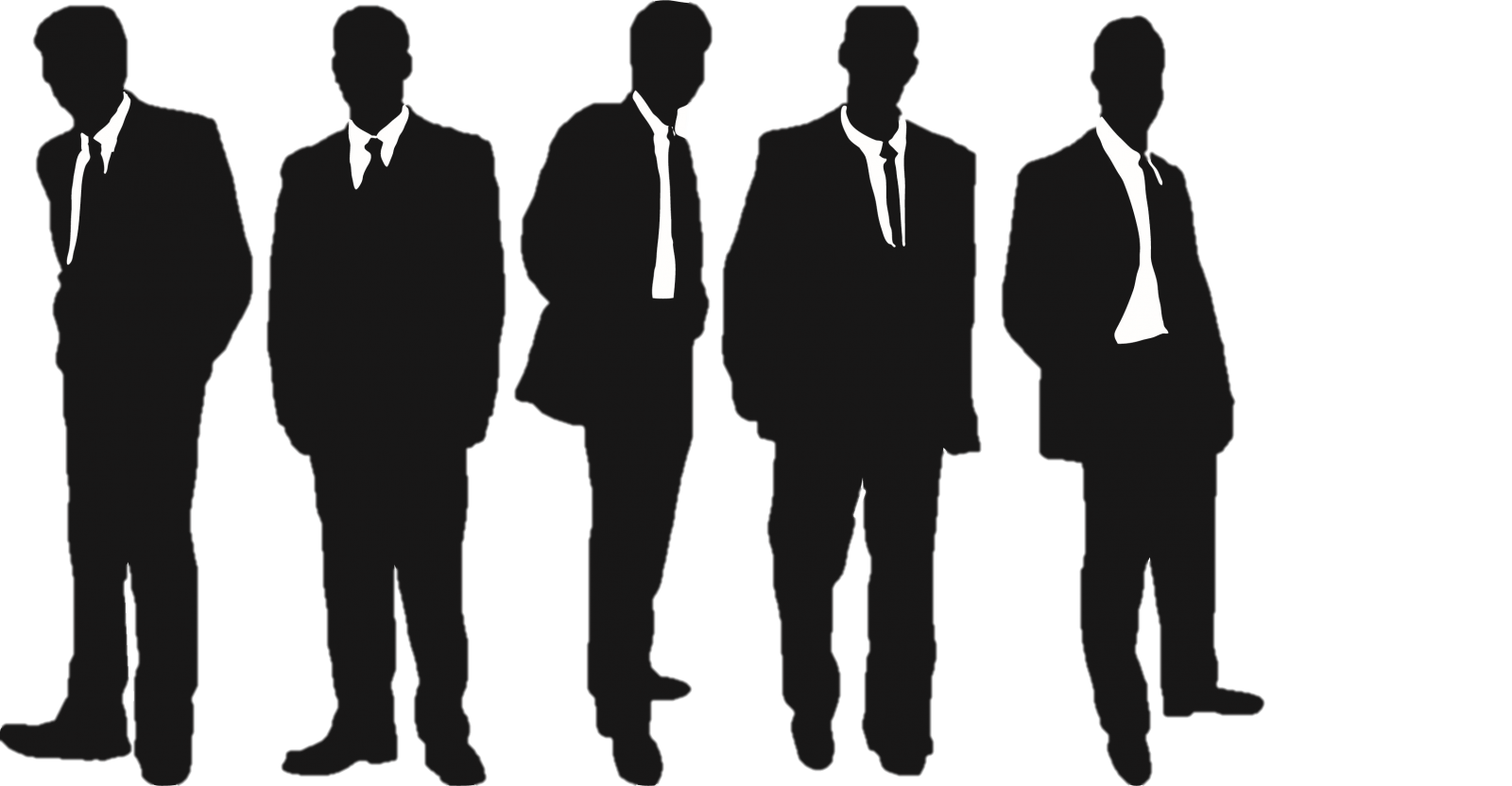 Manager clipart business person. Businessperson royalty free silhouette