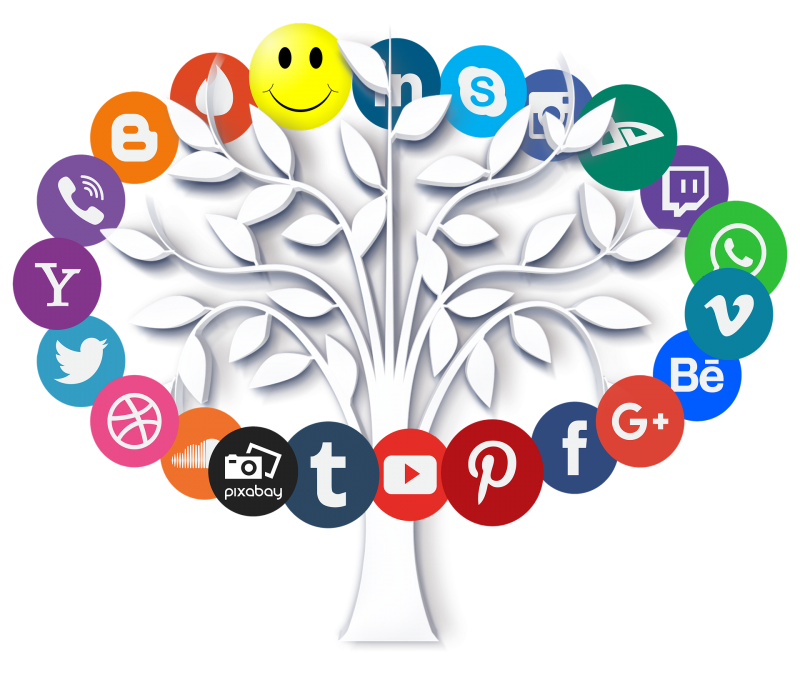 Affordable social media low. Manager clipart cost management
