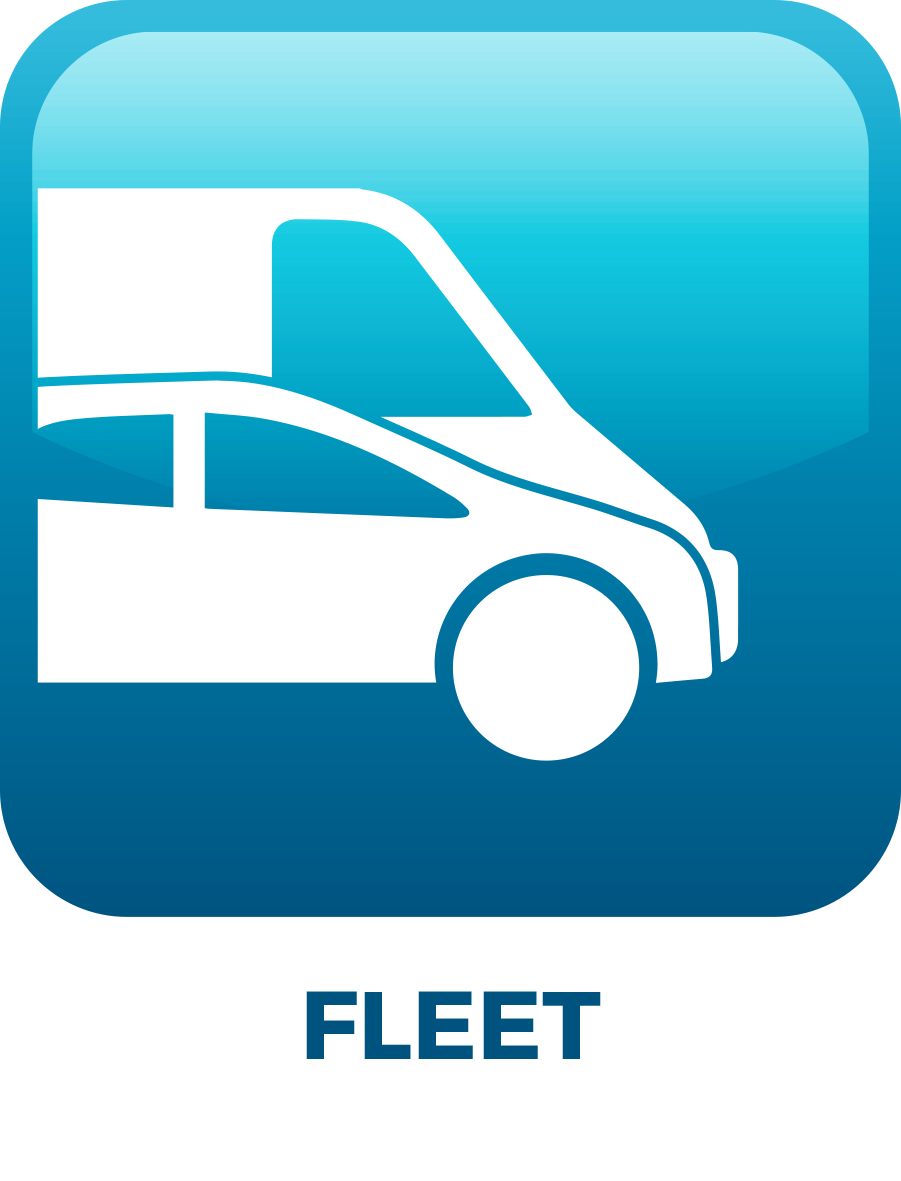 Fleet corporate commercial vehicle. Manager clipart cost management