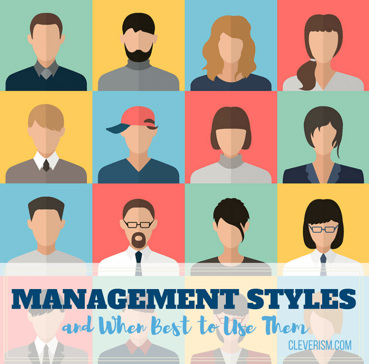 Teamwork clipart leadership style.  management styles and