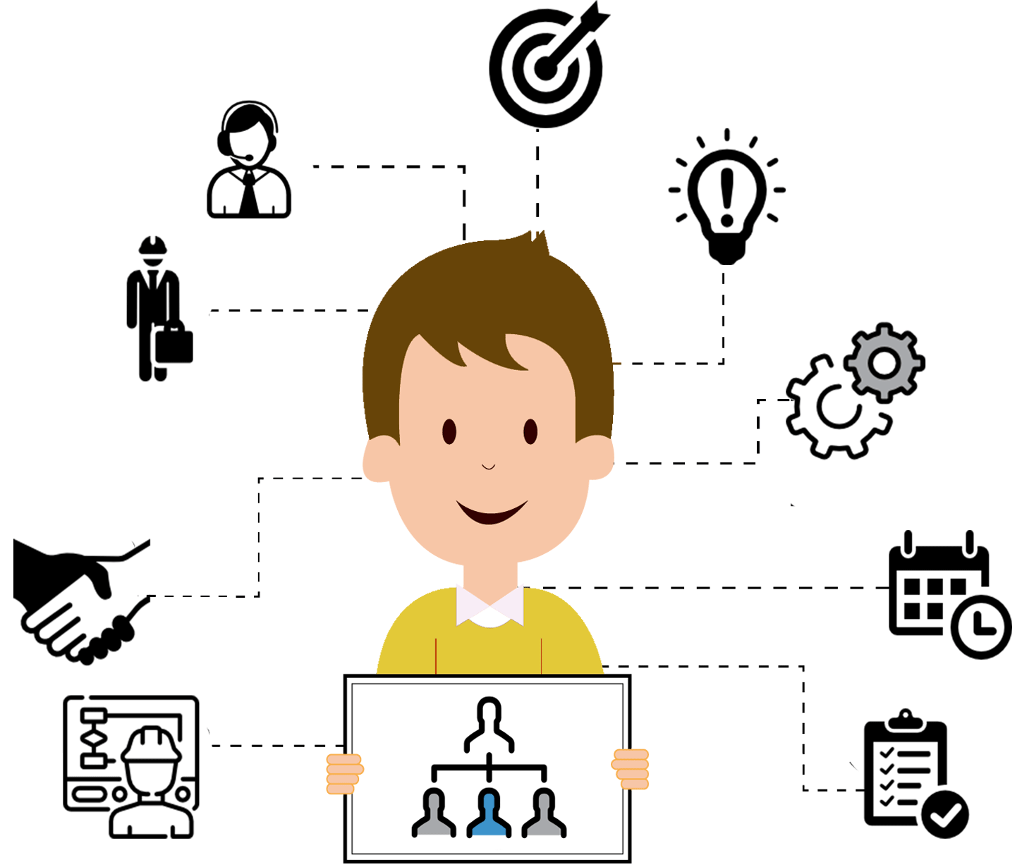 Download free png operations. Manager clipart operation manager