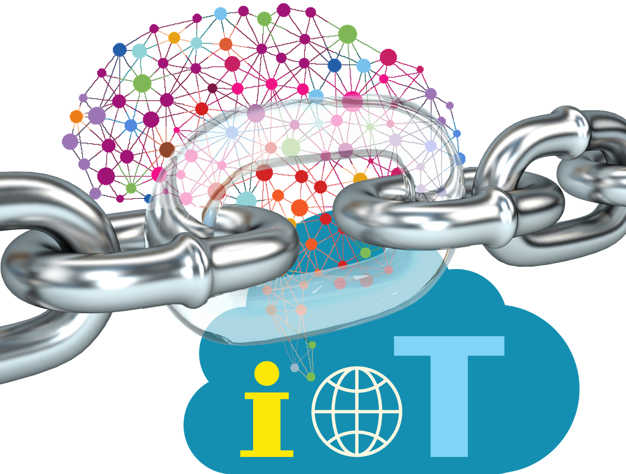 The internet of things. Manager clipart operational control