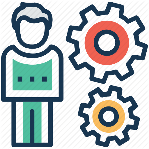 project management by. Manager clipart production manager