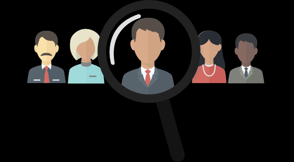 Manager clipart sale rep. Identify idenri identity data