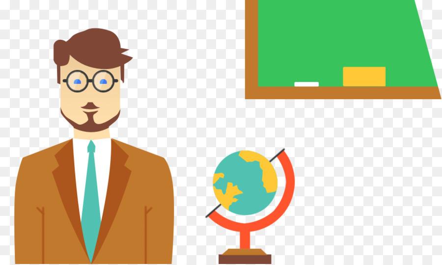 Teacher student classroom pedagogy. Manager clipart school management