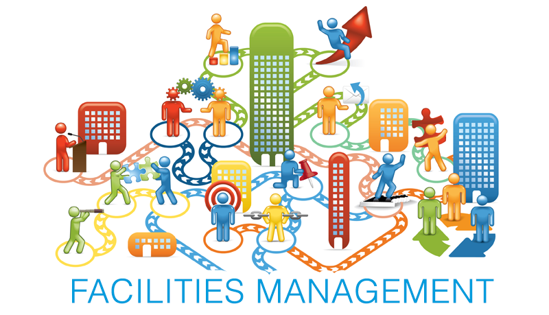 Manager clipart school management. Facilities home