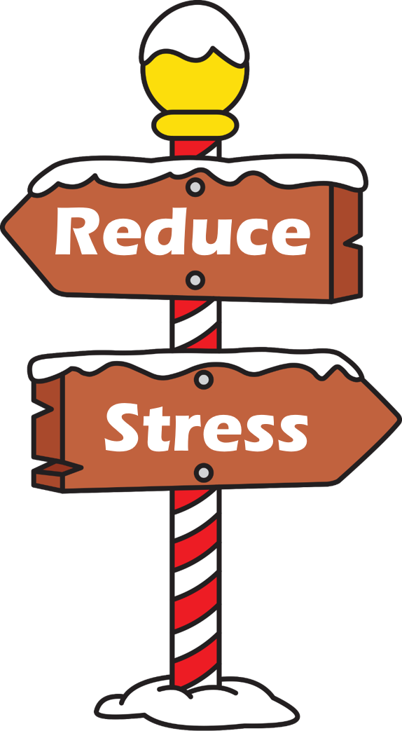 collection of reduce. Manager clipart stress