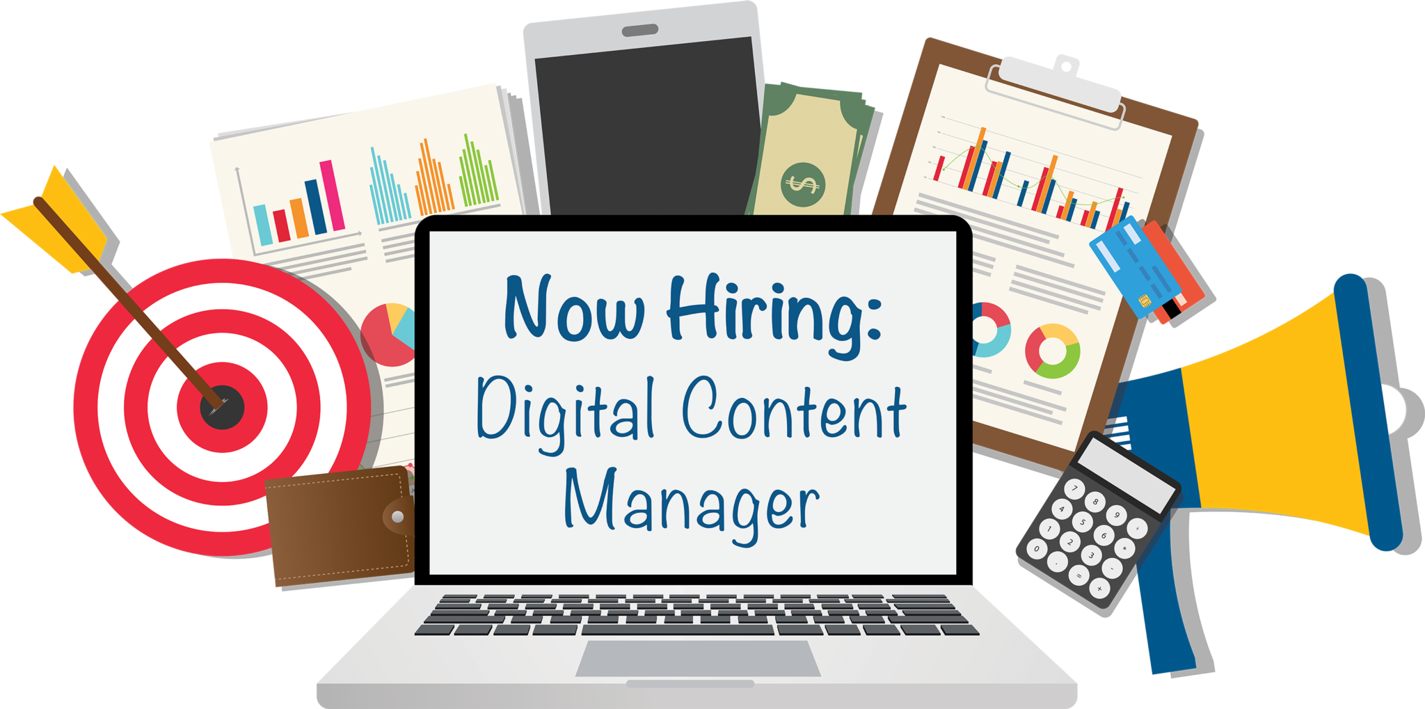 Digital content qualigence international. Manager clipart technical manager