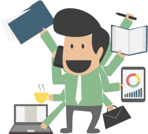 Manager clipart top management. Tips for project harmony