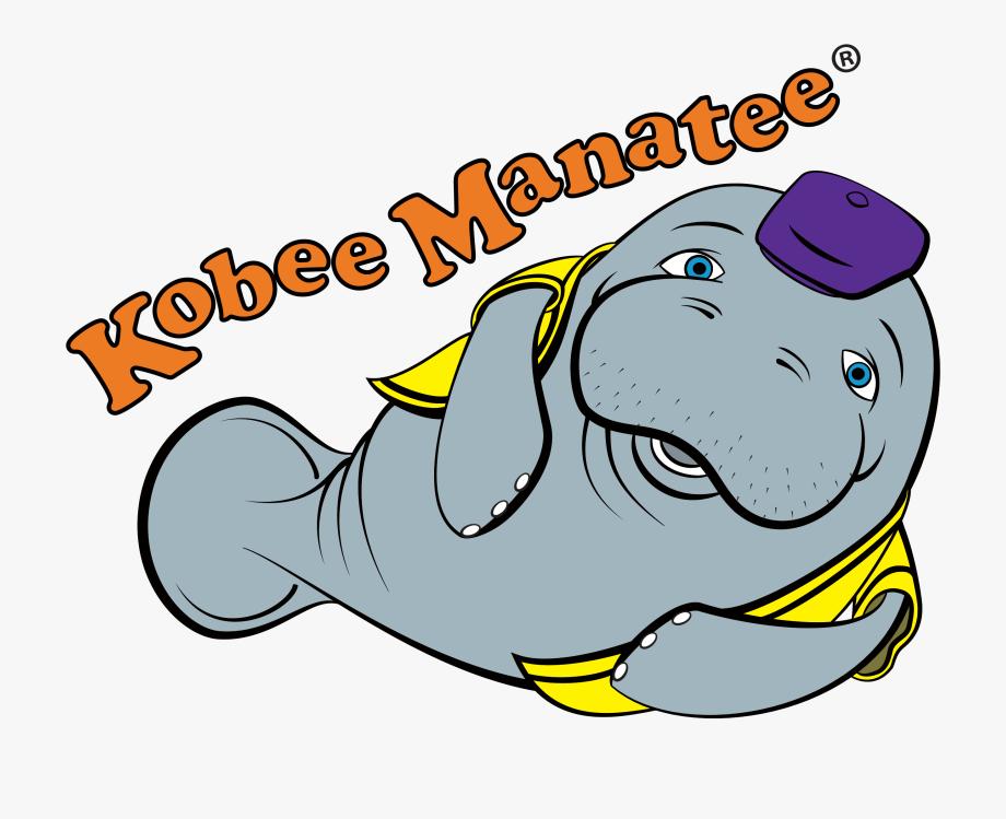 Manatee clipart marine mammal. Miami kobee free cliparts