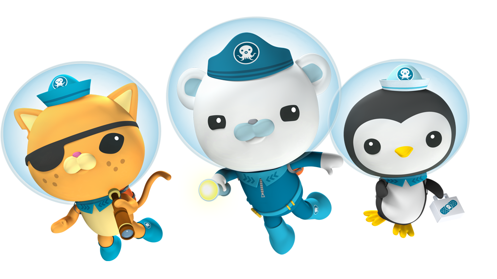 Cliparts free download clip. Manatee clipart octonauts