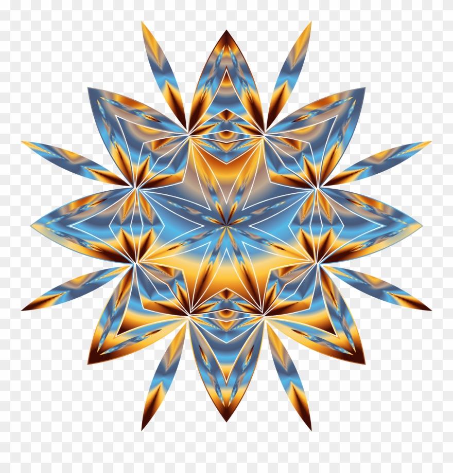 Image pinclipart . Mandala clipart big