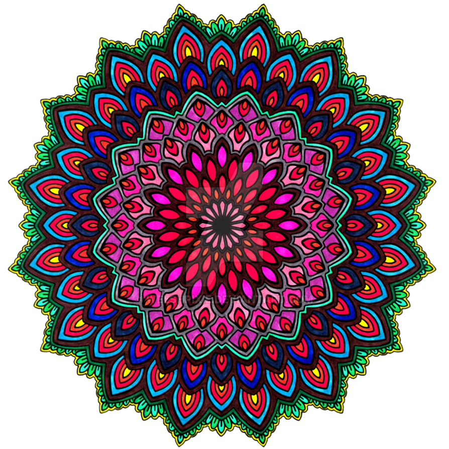 Mandala clipart fancy. Image result for colour