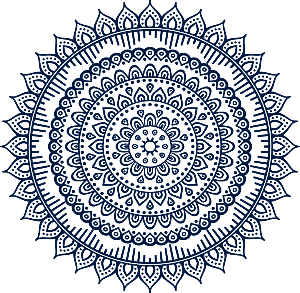Mandala Clipart Henna Mandala Henna Transparent Free For Download