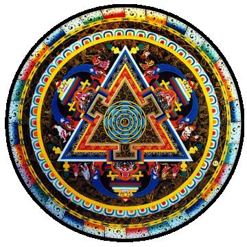 Mandala vector png. Kuanyin vectors psd and