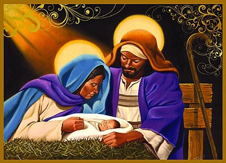 Nativity clipart african american. Pin on holiday seasons