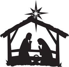 Black cliparts download clip. Nativity clipart copyright free