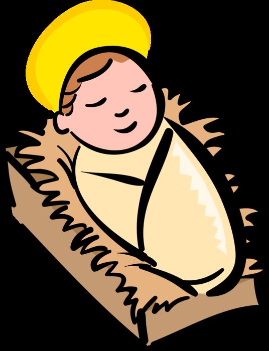 Baby Jesus Clipart