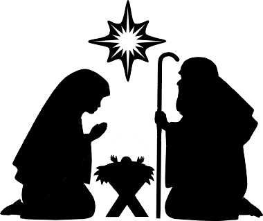 Free christmas cliparts download. Manger clipart creche