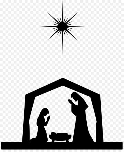 Download free png nativity. Manger clipart incarnation