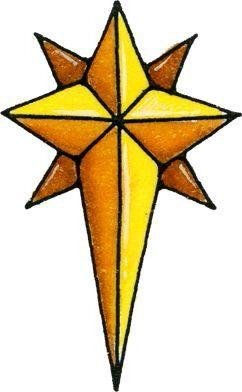 Estrella de oriente rocks. Manger clipart pesebre
