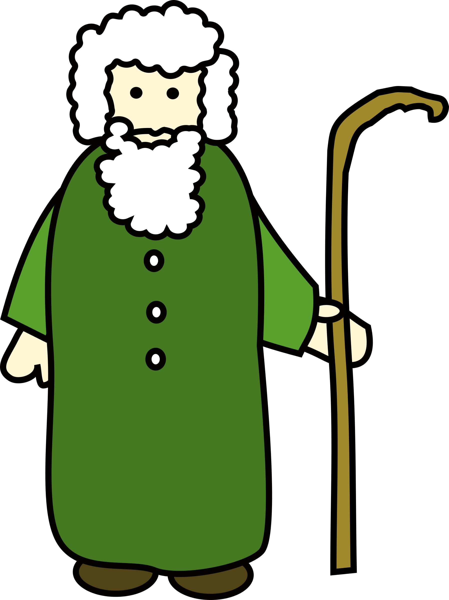 Moses clipart shepard.  collection of shepherds