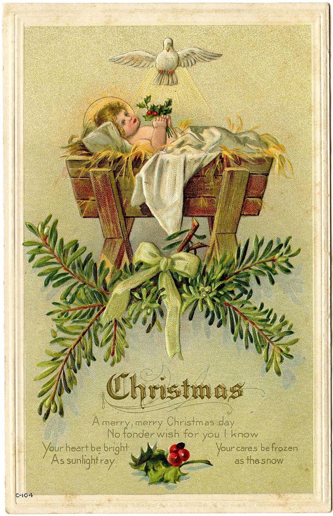 Manger clipart vintage.  christmas nativity images