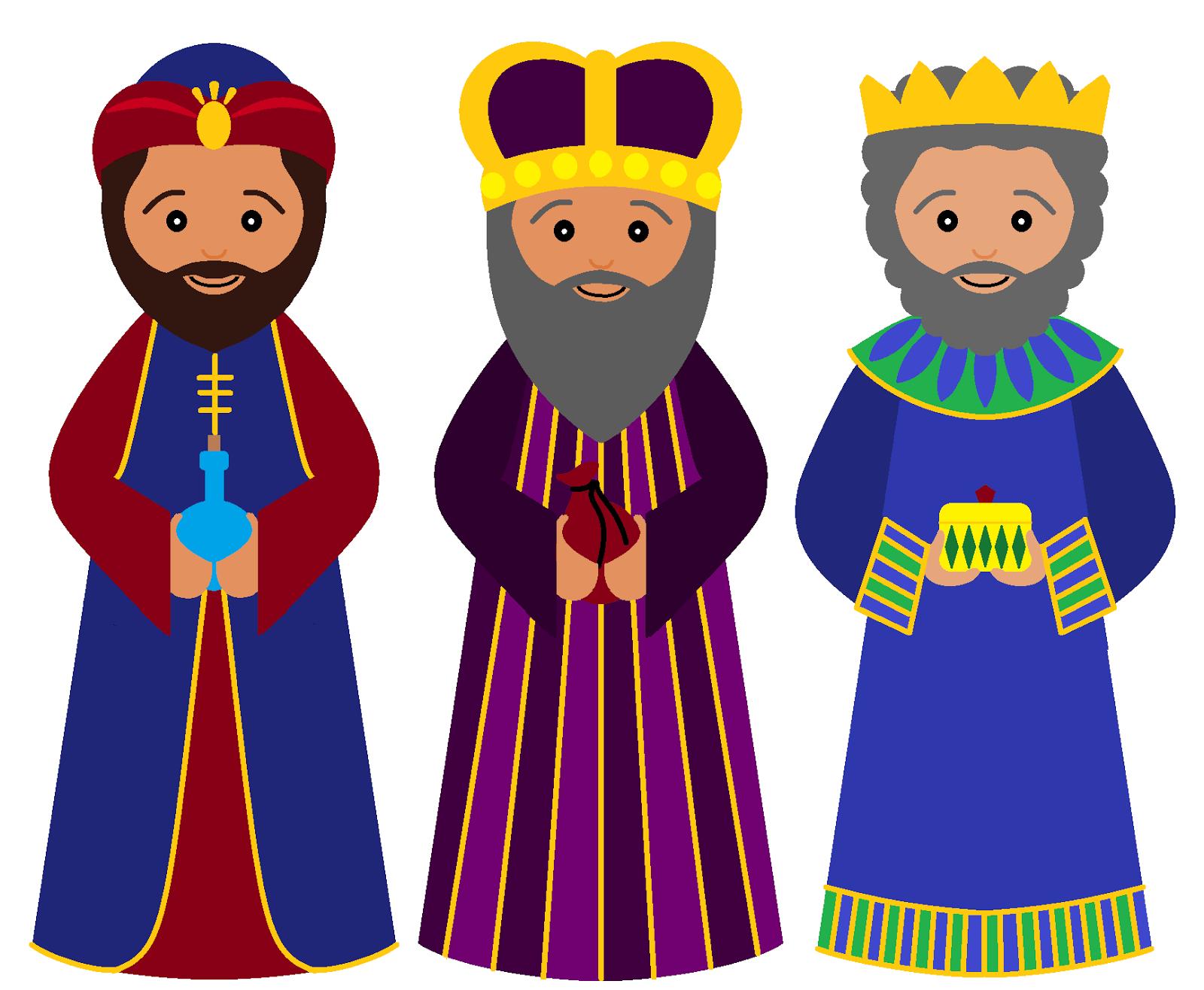 Magi cliparts zone . Nativity clipart wisemen