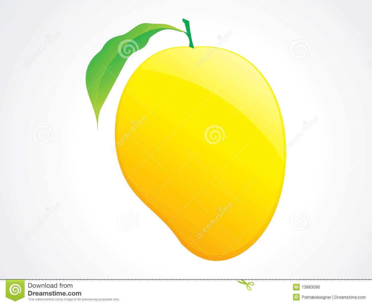 Ripe station . Mango clipart 1 mango