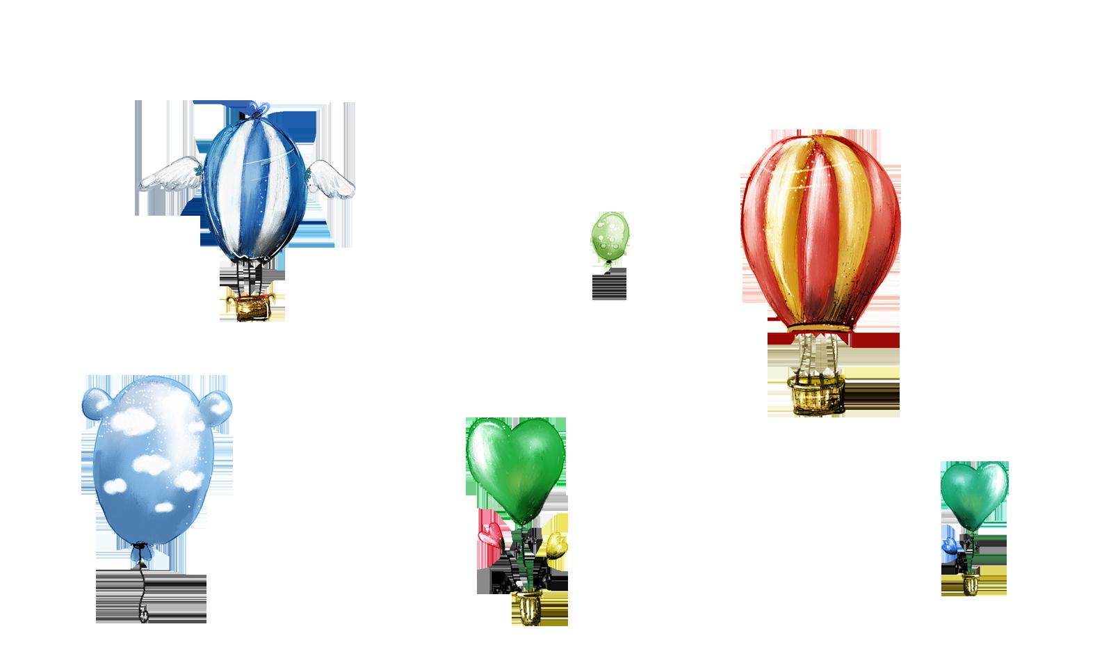 Mango clipart 1080p. Drawing hot air balloon