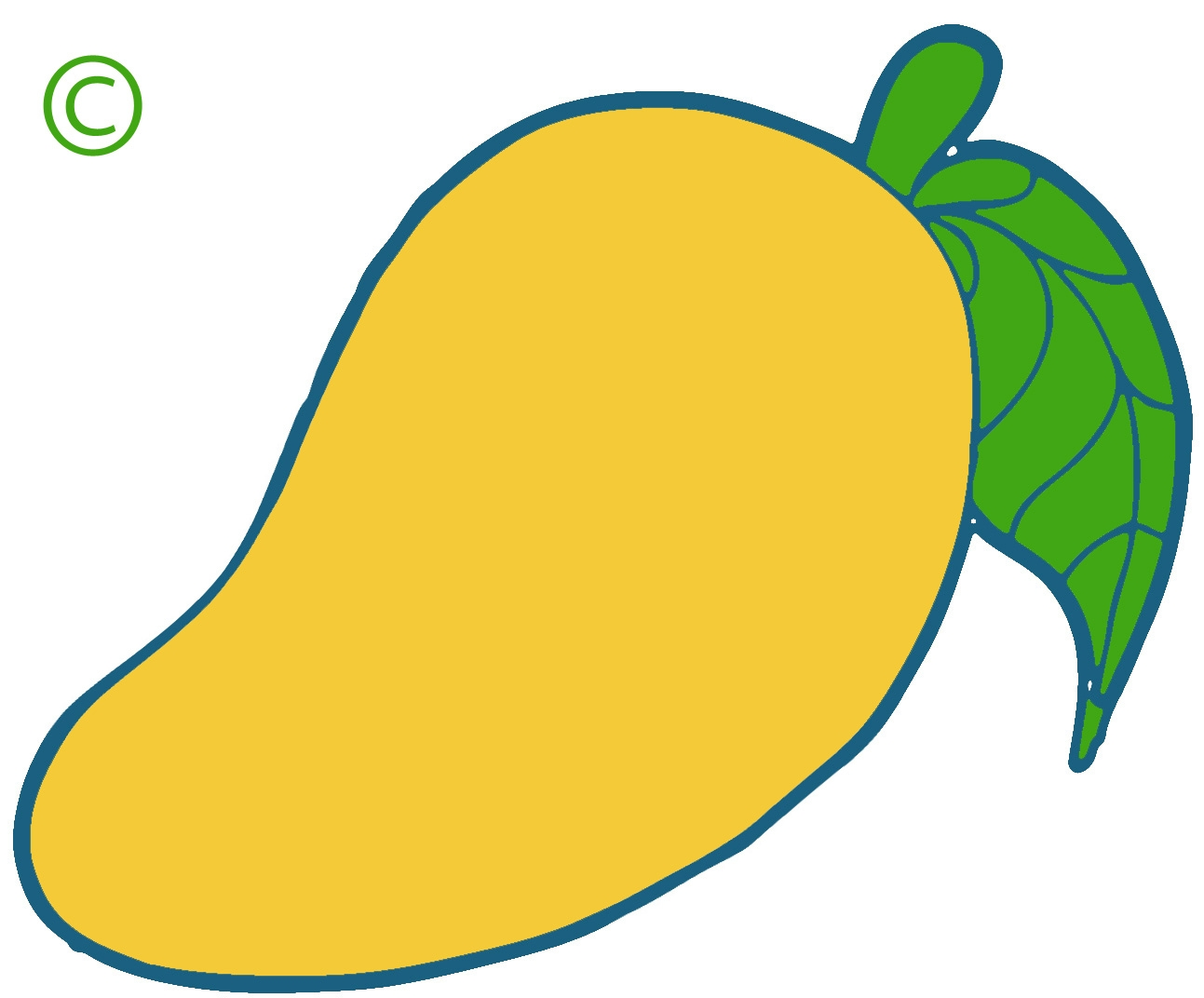 Mango clipart. At getdrawings com free