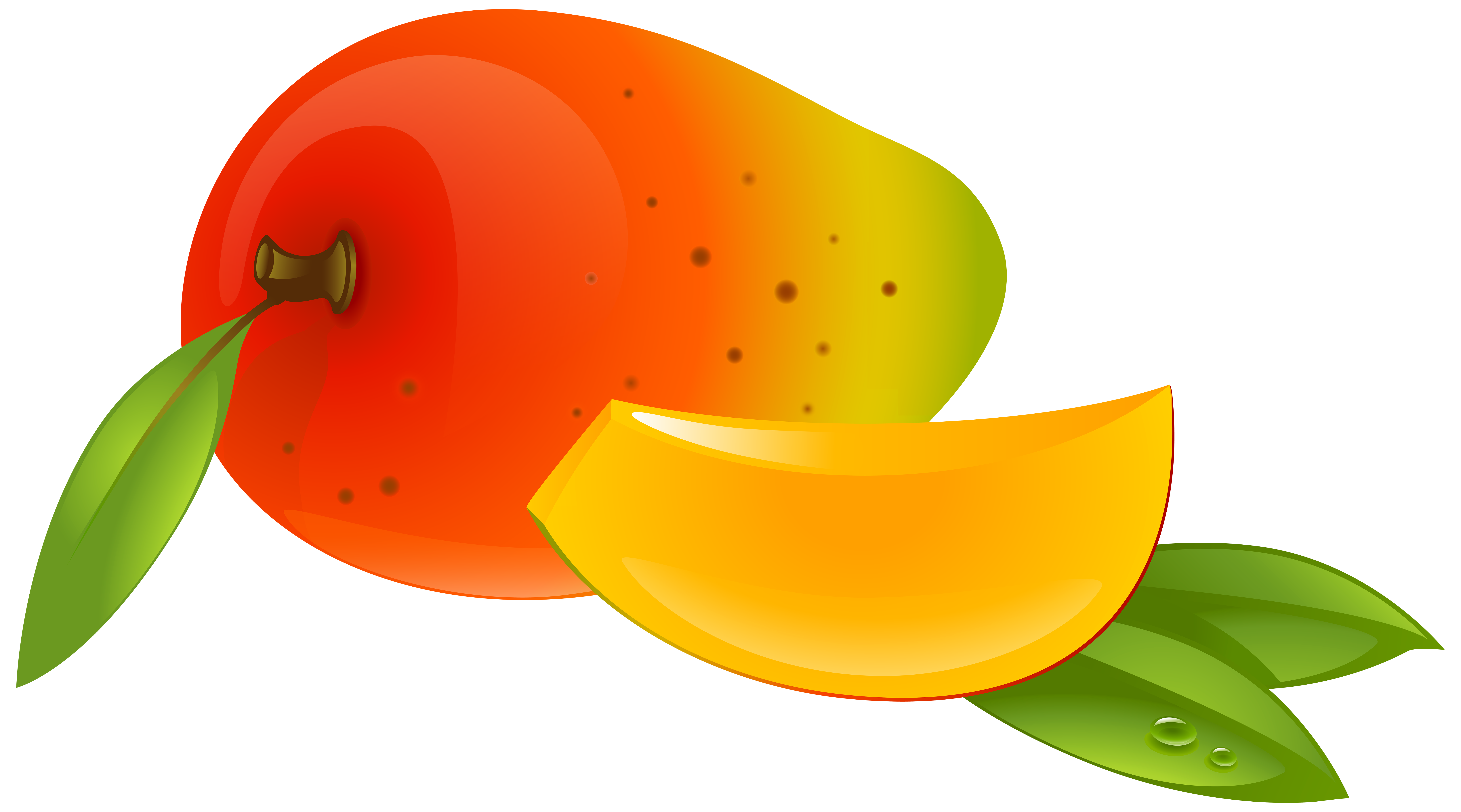 Mango clipart. Png clip art image