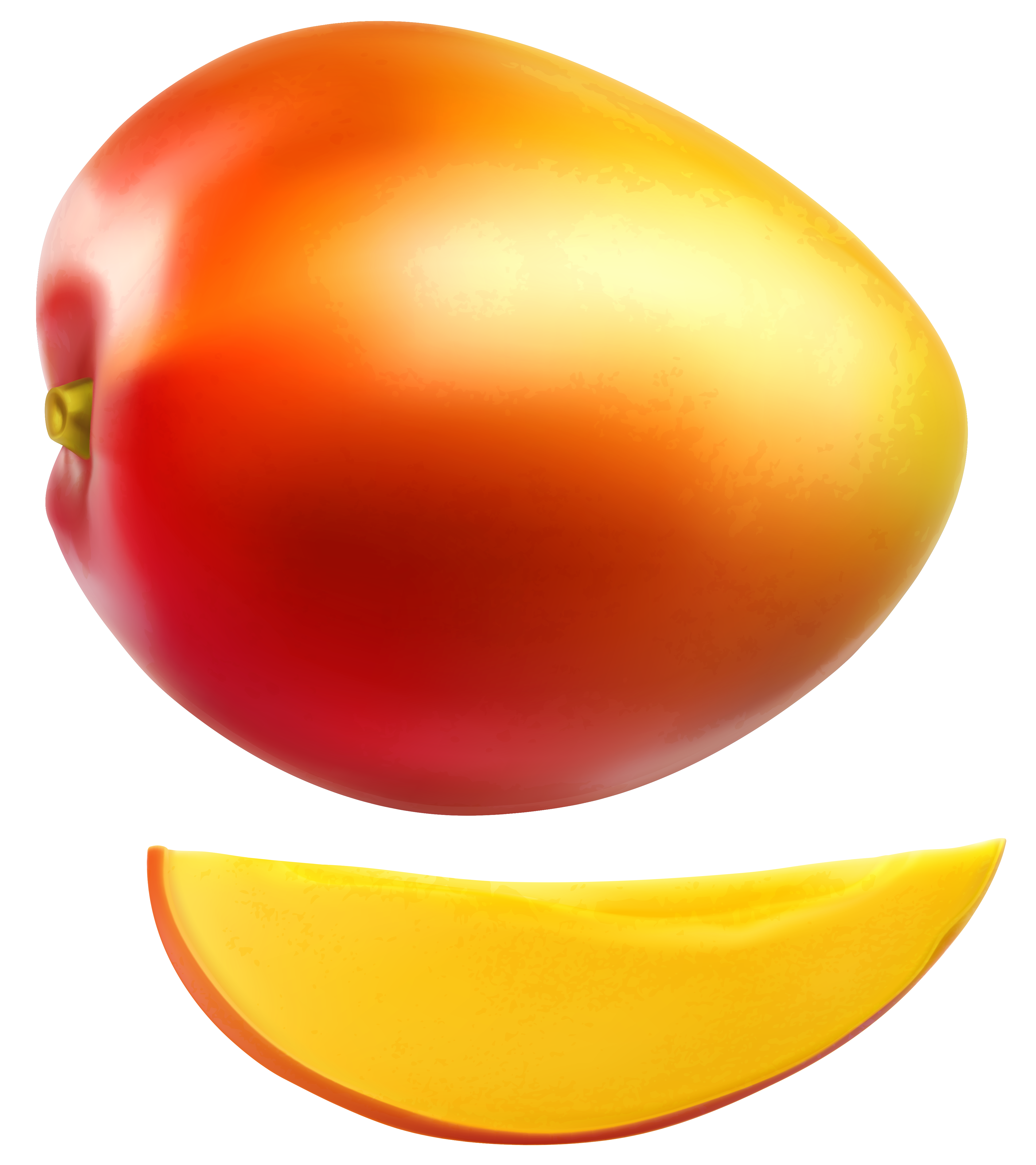 Mango clipart artistic. Single png image arts