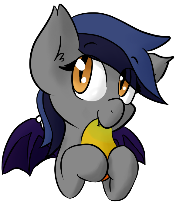 artist candelight pony. Mango clipart bat