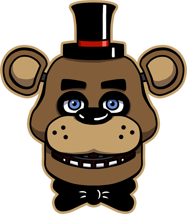 Mango clipart five. Nights at freddy s