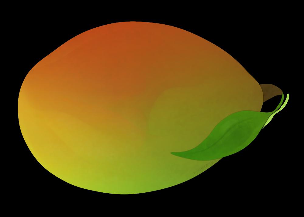 Mango clipart five. Free icons download transparent