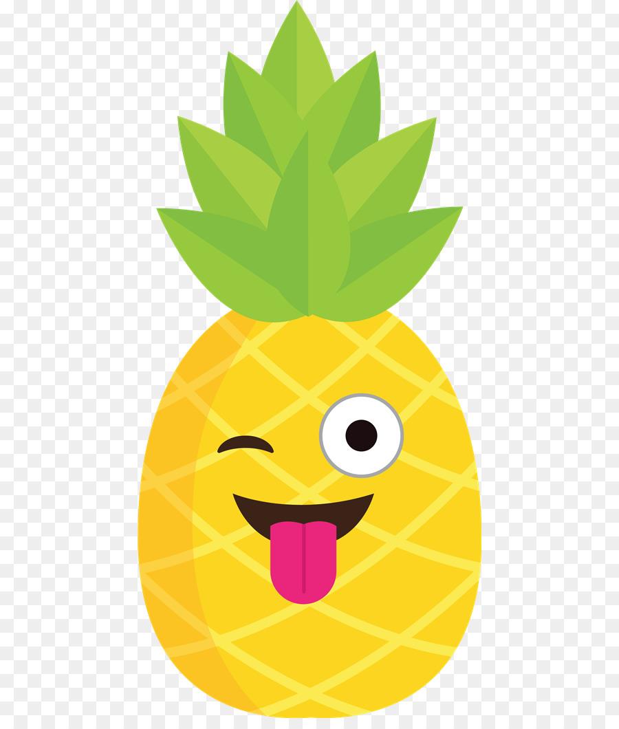 mango clipart hawaiian pineapple