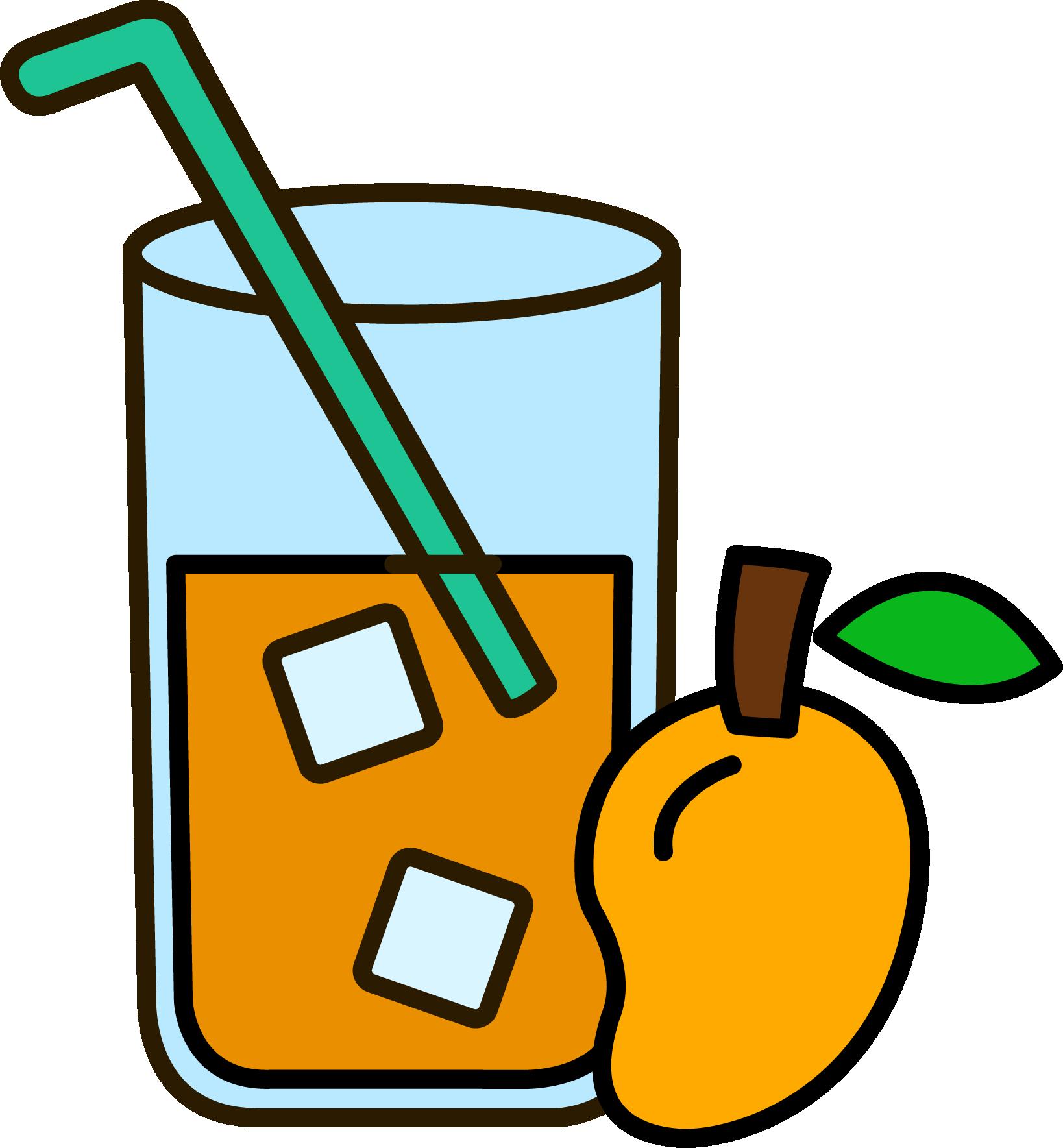 Trinetra about free indian. Mango clipart mango juice