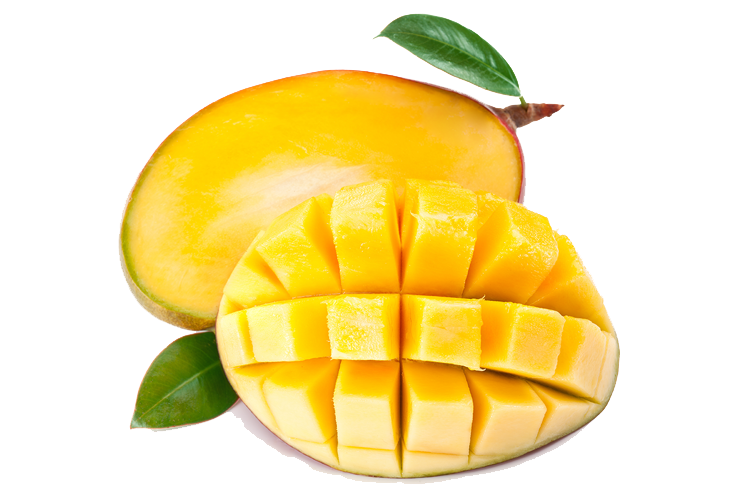 Png sector image . Mango clipart mango slice