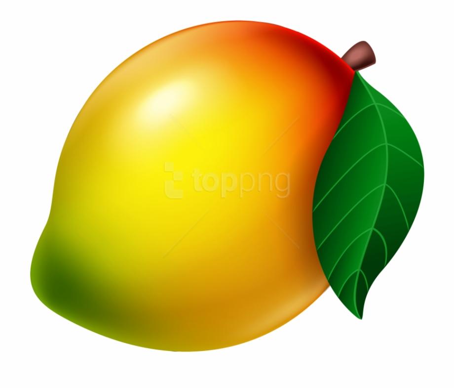 Mango clipart original, Mango original Transparent FREE ...