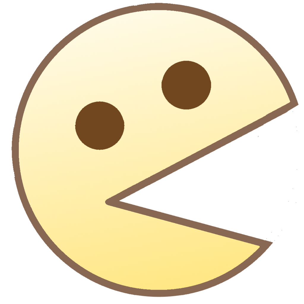 Call of duty wwii. Mango clipart pac man