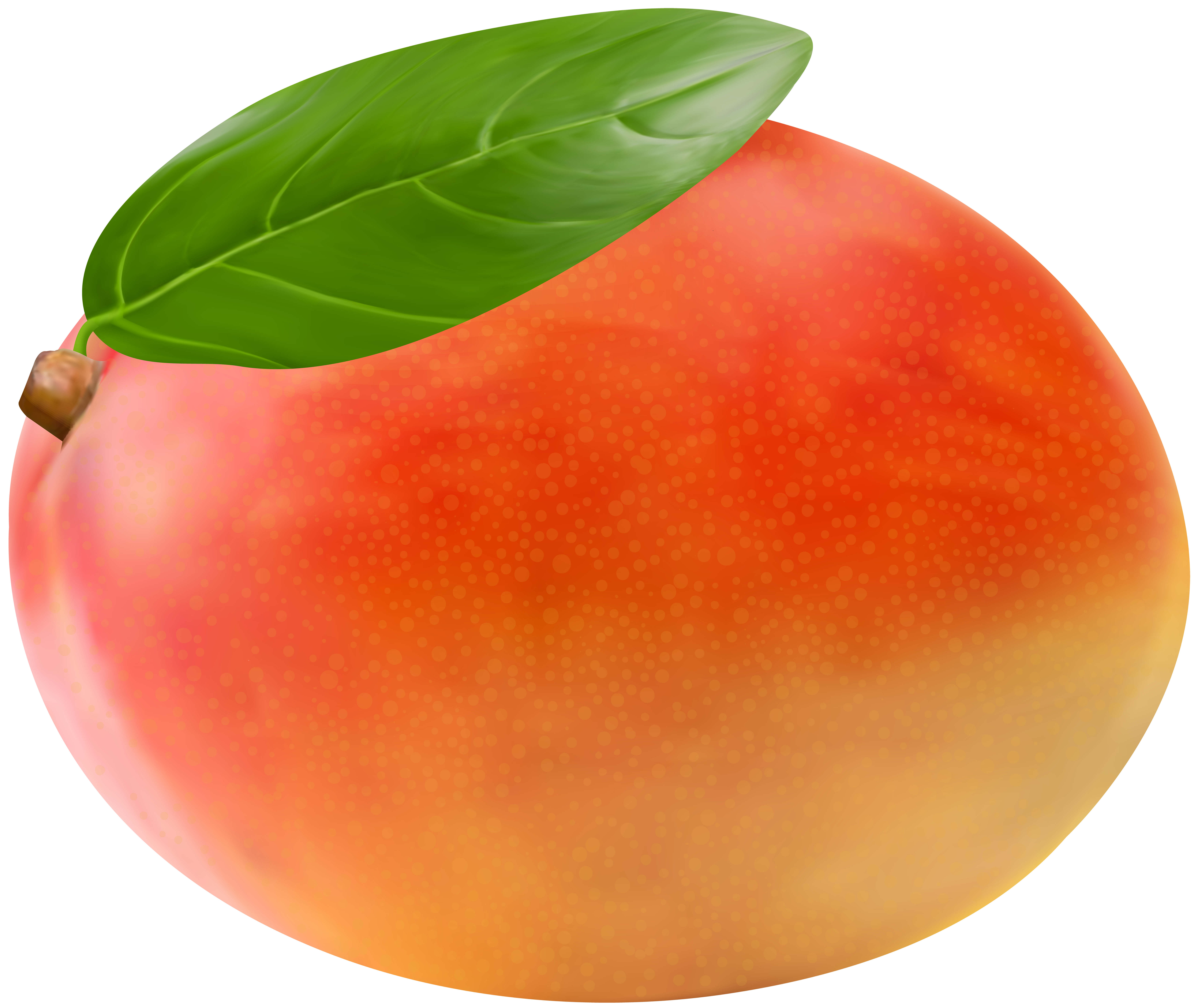 Fruit png clip art. Mango clipart red
