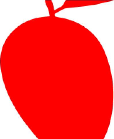 Mango clipart red. Download hd transparent png
