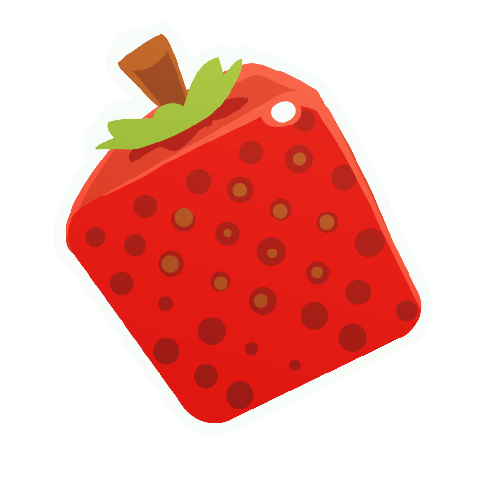 Strawberries clipart pink strawberry. Cuberry slime rancher wikia