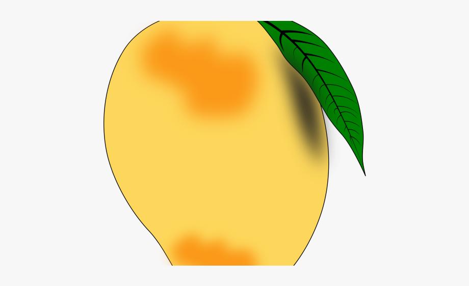 Mango clipart sign. Svg circle free cliparts