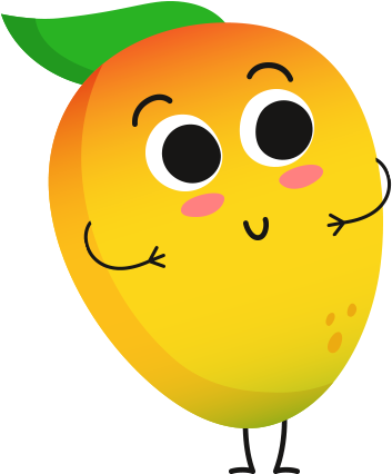 Download on clipartwiki . Mango clipart smiley